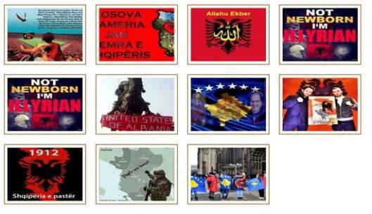 kos-albanija