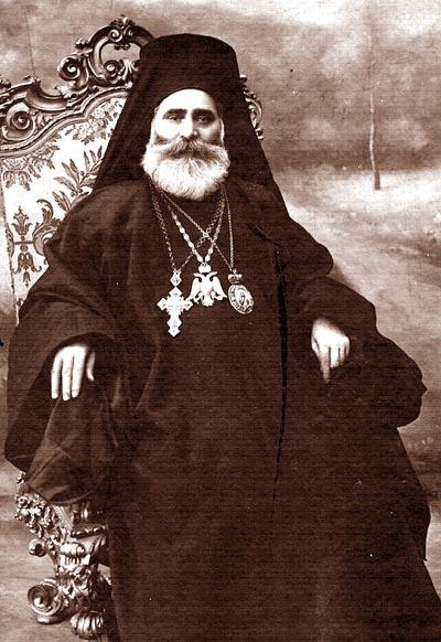 Мелетије Метаксакис (1871 - 1935)