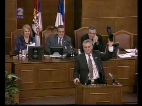 Томислав Николић: Изувао се још док многи нису ни чули за закон
