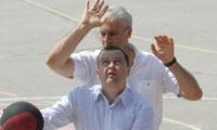 На баскету са Борисом Тадићем