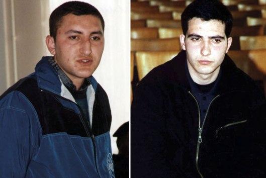 Браћа Љуан и Беким Мазреку / Фото: Политика