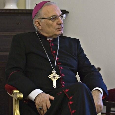 Надбискуп Орландо Антонини, апостолски нунције (Фото: Д. Јевремовић)