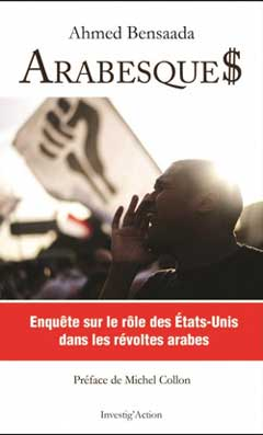 Насловна страница књиге Ахмеда Бенсада