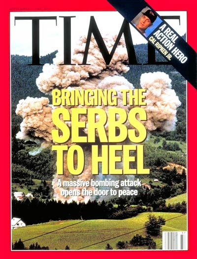 Time Bringing the Serbs to heel