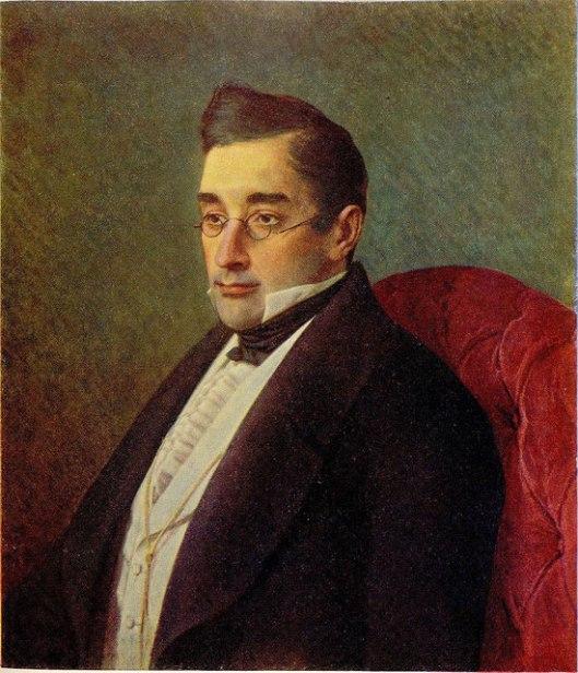А. Грибоједов