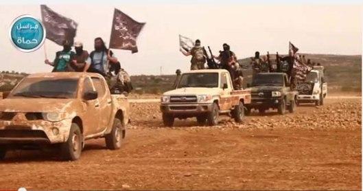 """Одред кримских џихадиста у Сирији, куне се на верност терористичкој """"Ал Каиди"""""""