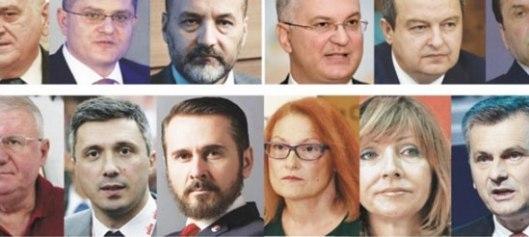 Кандидати и кандидати за кандидате (Извор: TakoStojeStvari.rs)