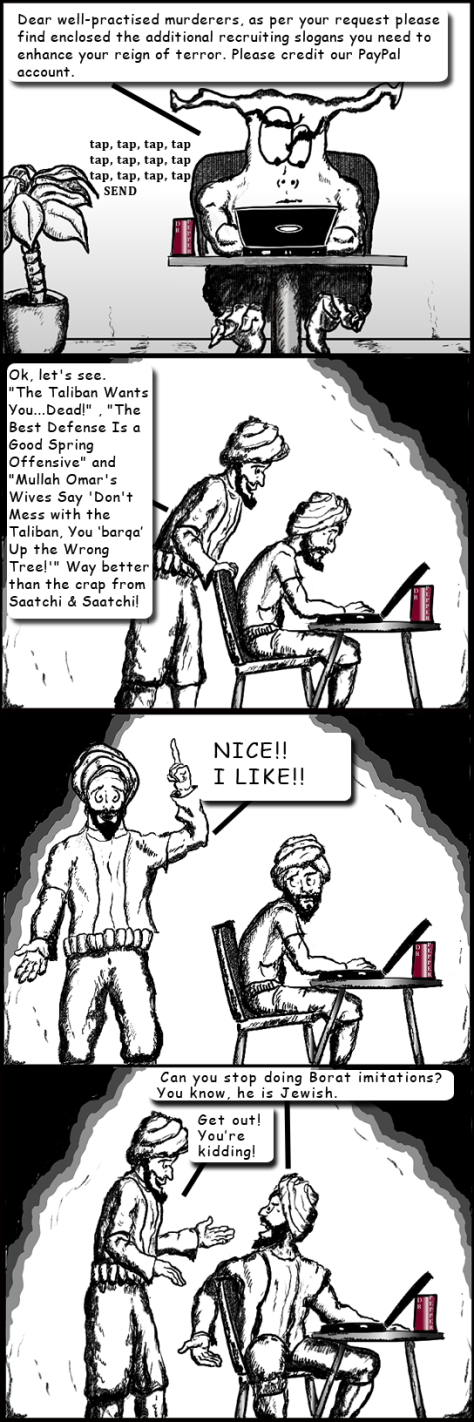 Stanko & Tibor: Taliban Approval