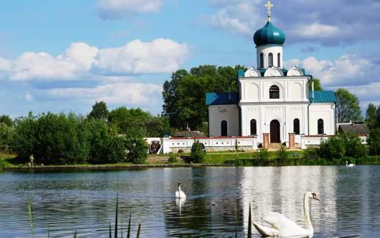 Храм святителя Николая Чудотворца в Станьково. Расписание богослужений на октябрь 2016 г.