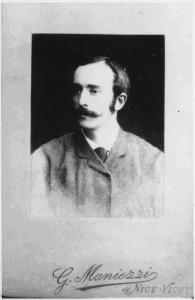 Кароль Ян Александр Гуттен-Чапский (Карл Эмерикович) (1860-1904)