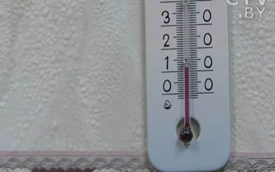 В Станьковском детском саду температура в некоторых группах не превышает 10 градусов | НОВОСТИ БЕЛАРУСИ