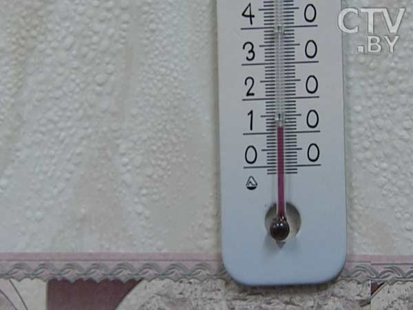 Термометр в Станьковском детском саду