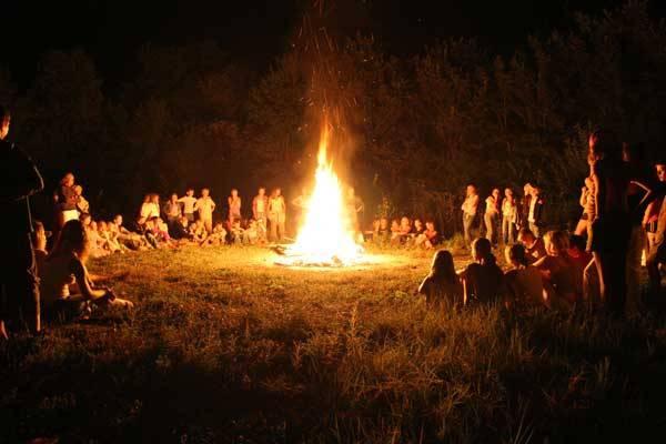 """Детей от 6 до 18 лет приглашает профильный туристский лагерь с  круглосуточным пребыванием """"Турист"""""""