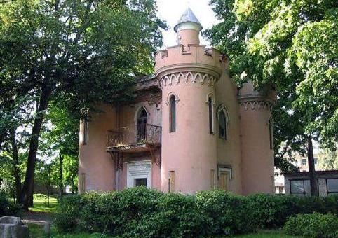 В Станьково продается родовая резиденция графов Фон Гуттен-Чапских