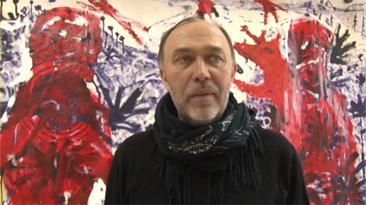 Станьково впечатлило художника андеграунда Виктора Петрова