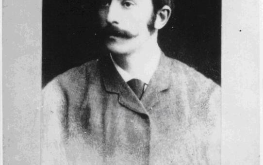 Карл Эмерикович Гуттен-Чапский (Кароль Ян Александр) родился 15 (27) августа 1860 г. в имении Станьково Минского уезда Минской губернии