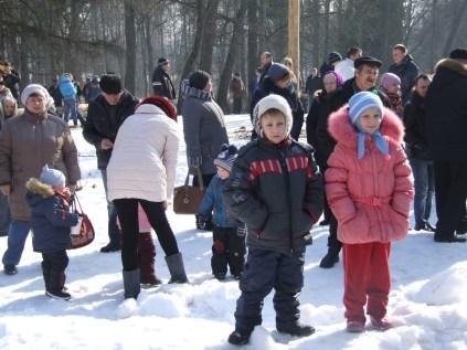 Празднование масленницы в Станьково 22.02.2015 (10)