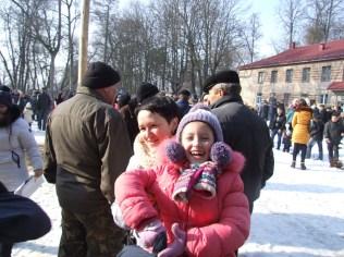 Празднование масленницы в Станьково 22.02.2015 (57)