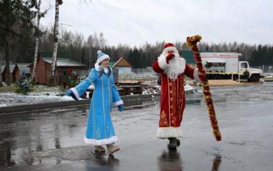 В Центре экологического туризма «Станьково» оживает сказка | Дзержинск. Новости Дзержинска