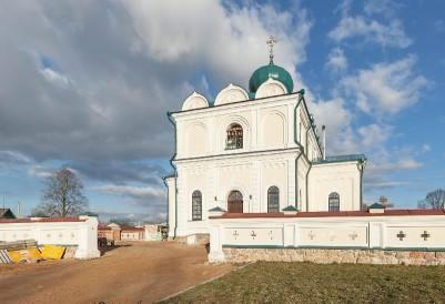 Станьково 3D: Святониколаевский храм и скарбница