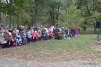 17 октября прошел праздник деревни Станьково
