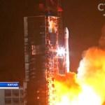 Белорусский спутник «Белинтерсат-1» успешно запущен с китайского космодрома
