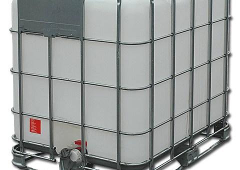 Продам евро-куб 1000 л для септика