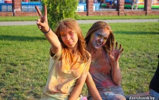 Взрыв красок и эмоций! Colour Fest в ЦЭТ «Станьково» посетили около 1000 человек