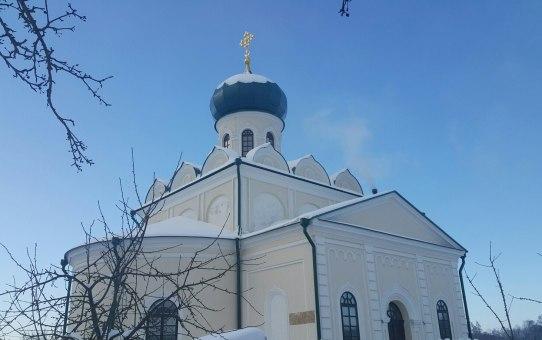Расписание богослужений на январь 2017 г. Храм святителя Николая Чудотворца в Станьково.