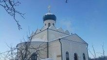 Храм святителя Николая Чудотворца в Станьково. Фото Анастасии Нежура