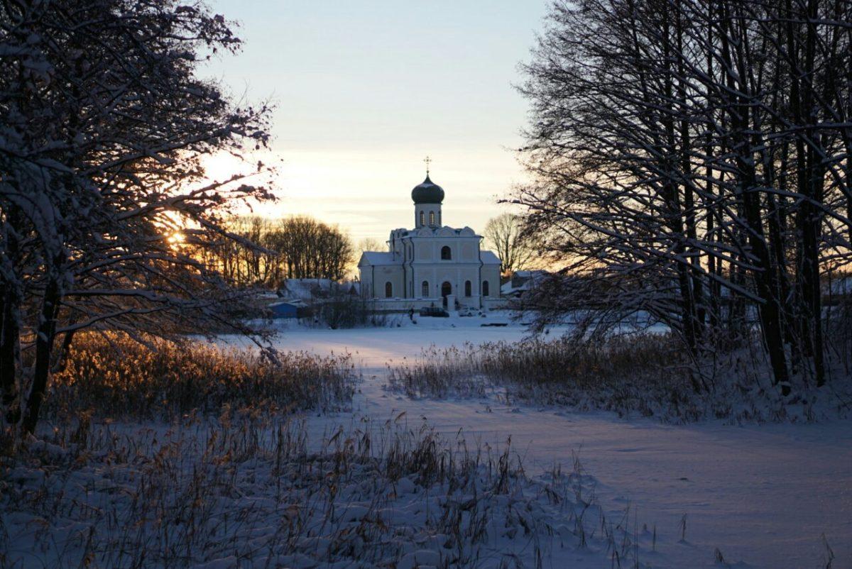 Расписание богослужений на январь 2019 г. Храм святителя Николая Чудотворца в Станьково