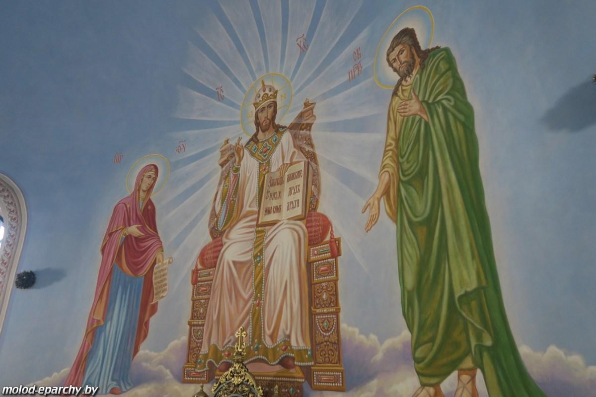 Расписание богослужений на сентябрь 2018 г. Храм святителя Николая Чудотворца в Станьково