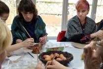 Пасхальный мастер-класс в Станьково