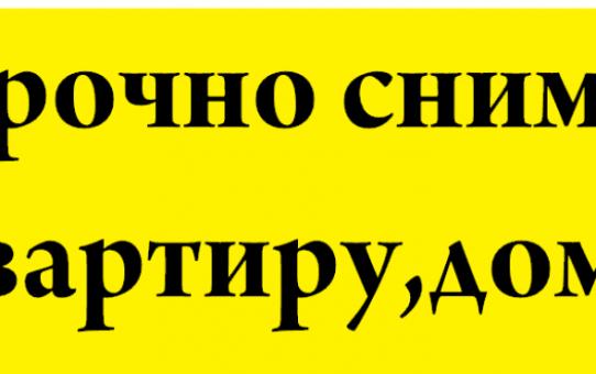 Молодая семья снимет жилье в Станьково