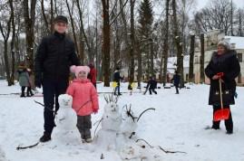 В Станьково прошла Масленица - фоторепортаж