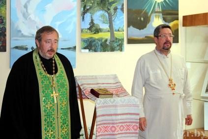 выставка, посвященная жизни Святой Валентины Минской