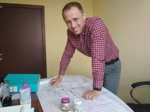 Исполнительный директор ООО «ЛВЛ Эволюшн» Глеб Белов