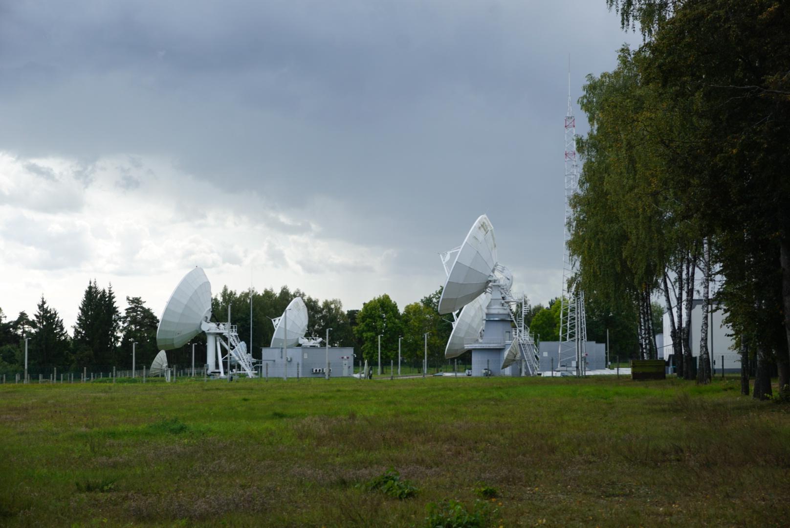 Наземный комплекс управления в Станьково
