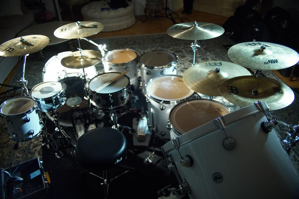 stanley love drums