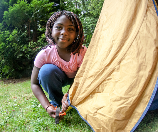 $500… subsidizes the school program fee for one inner city class to participate in Nature Ninjas, an empowering, unforgettable overnight camping fieldtrip in Stanley Park