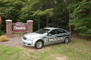 The mission of the Stanley Police Department shall be to provide a committed and professional service to the community in protecting life & property in an unbiased manner while soliciting the continued support and input from citizens of the community in a joint community problem solving effort.