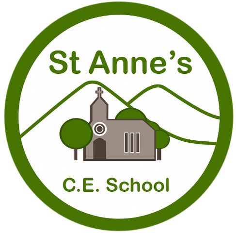 St Anne's Church of England Primary School in Rossendale
