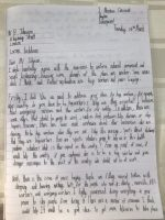 Boris Johnson letter 1