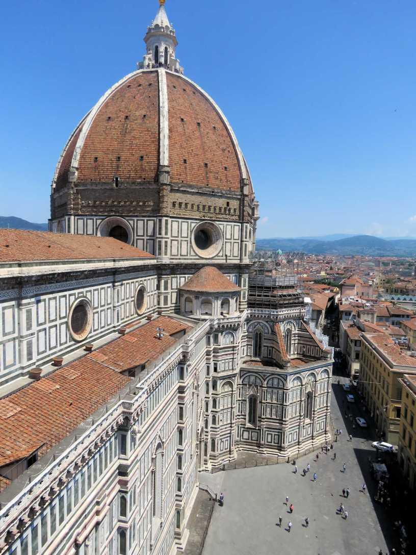 Santa Maria Cathedral dome