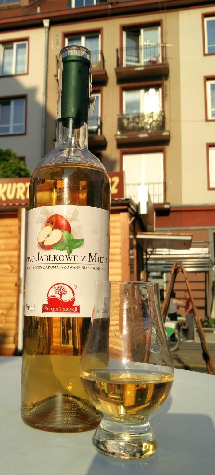 Wino Jabłko-mięta