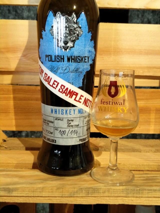 Wolf Whiskey No1