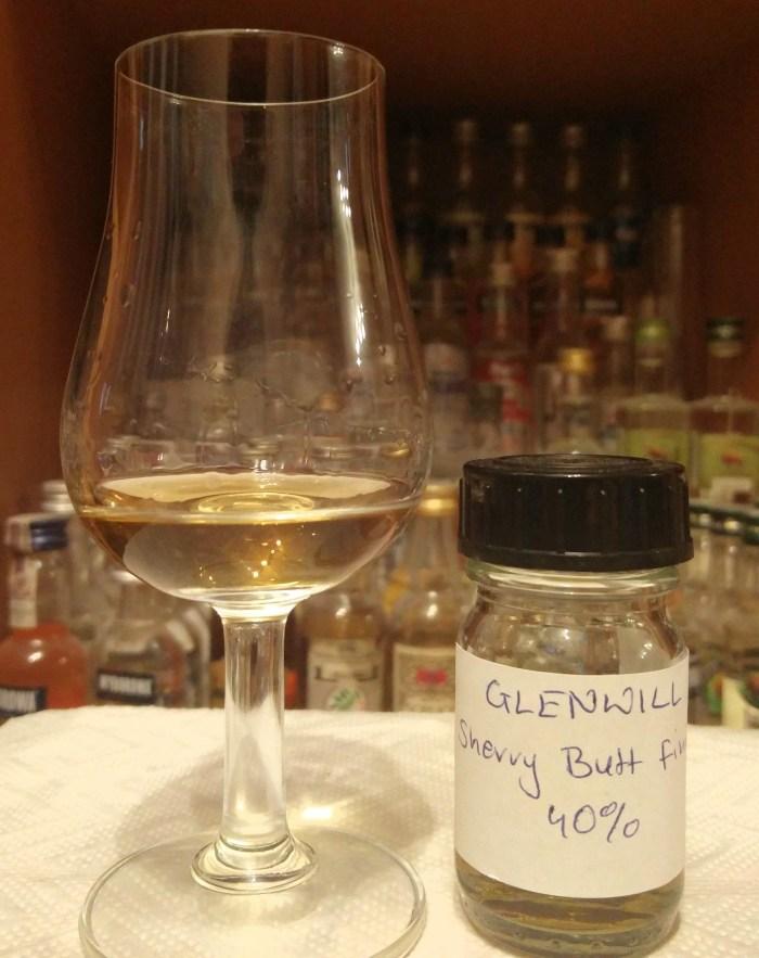 Glenwill Sherry Butt Finish