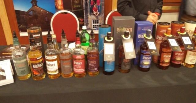 Whisky & Firends - Stanowisko BenRiach
