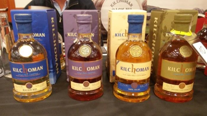 Whisky & Firends - Stanowisko Kilchoman