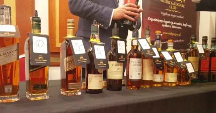 Whisky & Firends - Stanowisko Diageo